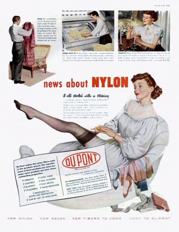 Dupont Nylon Is One 4